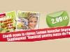 Promo Lumea femeilor ~~ Suplimentul Bunatati pentru masa de Paste ~~ 13 Aprilie 2011