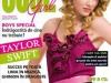 Cool Girl ~~ Cover girl: Taylor Swift ~~ Mai 2011