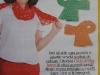 Promo pentru esarfele cadou impreuna cu revista Click! pentru femei din 27 Mai 2011