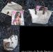 Detalii geanta cu manere si colturi asortate, cadou la InStyle editia de Iulie-August 2011