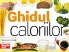 Carticica Ghidul caloriilor ~~ impreuna cu Femeia de azi nr. 26 (283) din 1 Iulie 2011