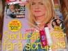 OK! Magazine Romania impreuna cu balsamul de buze Nivea Fruity Shine Cherry ~~ 15 Iulie 2011
