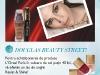 Promotia L´Oréal Paris E TIMPUL PENTRU TINE: Cumpara din magazinul Douglas Beauty Street produse L´Oréal Paris in valoare de minim 40 RON si primesti  cadou un lac de unghii Resis & Shine