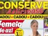 Carticica CONSERVE DELICIOASE ~~ cadoul revistei Femeia de azi din 5 August 2011
