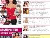 Rezumatul editiei de Septembrie a revistei Cosmopolitan Romania