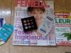 FEMEIA. ~~ Cadou set de 9 farduri cu aplicator si inserturi ~~ Septembrie 2011