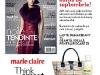 Promo Marie Claire Romania editia Septembrie 2011