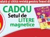 Detaliu pentru literele magnetice ~~ impreuna cu Click! pentru femei din 30 Septembrie 2011