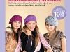 Bereta crosetata sau fular ~~ impreuna cu Lumea Femeilor din 9 Noiembrie 2011 ~~ Pret: 11 lei