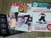 FEMEIA. ~~ cadou si inserturi ~~ Decembrie 2011