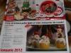 Practic in bucatarie + calendar de perete 2012 Fary + suport pentru pahare Coca-Cola ~~ Nr. 1 ~~ Ianuarie 2012 ~~ Pret: 2,49 lei