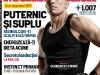 Men's Health Romania ~~ Cover man: Georges St. Pierre ~~ Iunie 2011
