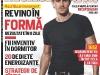 Men's Health Romania ~~ Cover man: Garrett Hedlund ~~ Ianuarie-Februarie 2011