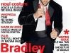 GQ Romania ~~ Cover man: Bradley Cooper ~~ Ianuarie - Martie 2012