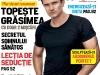 Men's Health Romania ~~ Cover man: Orlando Bloom ~~  Noiembrie 2011
