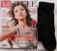 Beau Monde Style si sosete trei sferturi gri ~~ Editia ianuarie - Februarie 2012 ~~ Pret: 13,90 lei
