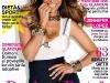 Glamour Romania ~~ Coperta: Jennifer Lopez ~~ Ianuarie 2012