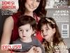 VIVA ~~ Cover girls: Adelina, Natalia & Anastasia Chivu ~~ Ianuarie 2012