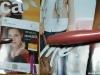 Unica si gloss-ul pentru buze Euphoric Shine de la Deborah Milano (nuanta nr. 11) ~~ Februarie 2012