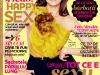 Cosmopolitan Romania ~~ Cover girl: Eva Mendes ~~ Martie 2012