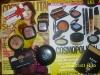 Cosmopolitan si fardurile NYX ~~ Martie 2012