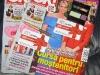 OK! Magazine + cadouri Yves Rocher + voucher H&M ~~ 9 Martie 2012