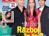 OK! Magazine Romania ~~ Coperta: Bruce Willis, Demi Moore si Ashton Kutcher ~~ 23 Martie 2012 (nr. 6)
