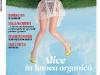 Shopping Report ~~ Coverstory ~~ Alice in lumea organica ~~ Mai - Iunie 2012