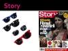 Promo Story si ochelarii de soare cu rame colorate ~~ 25 Mai 2012 ~~ Pret: 10 lei