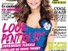 JOY Romania ~~ Cover girl: Leighton Meester ~~ Iunie 2012