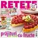 Bucataria de azi RETETE ~~ Prajituri de casa cu fructe ~~ Iunie 2012
