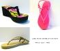 Detalii despre cadoul revistei Avantaje: slapi de plaja, 3 modele ~~ Iulie 2012 ~~ Pret: 15 lei