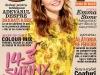 JOY Romania ~~ Cover girl: Emma Stone ~~ Iulie 2012