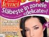 Click! pentru femei ~~ Slabeste in zonele delicate ~~ Cadou: Ghid Turistic Spania oferit de National Geographic Traveler ~~ 27 Iulie 2012 (nr. 30) ~~ Pret revista+ghid: 6,50 lei