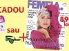 Promo FEMEIA. de August 2012 ~~ Cadou: roll-on FA sau ochelari de soare ~~ Pret revista + cadou: 8,9 lei