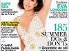 Glamour Romania ~~ Cover girl: Eva Longoria ~~ August 2012