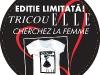 Tricoul CHERCHEZ LA FEMME ~~ impreuna cu ELLE editia Septembrie 2012 ~~ Pret revista+supliment+tricou: 25 lei
