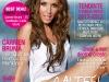 Unica ~~ Coperta: Carmen Bruma ~~ Cadou: pachetul carte+DVD cu programul 3S-SANATOASA, SUPLA, SATULA  ~~ Septembrie 2012 ~~ Pret revista+cadou: 19,99 lei
