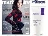 Promo Marie Claire, editia Noiembrie 2012