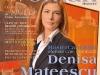 Business Woman Magazine ~~ Coperta: Denisa Mateescu ~~ Noiembrie 2012