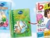 Revista BABY ~~ Cadou: carti din seria Descopera cu Disney ~~ Decembrie 2012