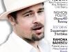 TABU MEN ~~ Cover man: Brad Pitt ~~ impreuna cu revista TABU editia Decembrie 2012 - Ianuarie 2013