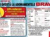 Oferta de abonament prin talon + cadou lotiune tonica astringenta Clearskin pentru revista BRAVO, valabila pana pe 31 Iulie 2012