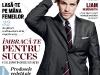 Men's Health Romania ~~ Cover man: Liam Hemsworth (coperta 2) ~~ Octombrie 2012 ~~ Pret: 9,90 lei