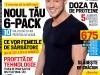 Men's Health Romania ~~ Cover man: Victor Slav ~~ Decembrie 2012 ~~ Pret: 9,90 lei