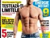 Men's Health Romania ~~ Cover man: Ilan Laufer ~~ Noiembrie 2012 ~~ Pret: 9,90 lei