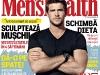 Men's Health Romania ~~ Cover man: Liam Hemsworth ~~ Octombrie 2012 ~~ Pret: 9,90 lei