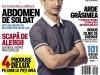 Men's Health Romania ~~ Cover man: Razvan Lucescu ~~ Aprilie 2012 ~~ Pret: 9,90 lei