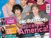 Bravo ~~ Cover band: One Direction ~~ A 3-a carte din trilogia CERCUL SECRET: PUTEREA ~~ 27 Martie 2012 (nr. 7) ~~ Pret: 11 lei