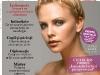 Psychologies Romania ~~ Cover girl: Charlize Theron ~~ Ianuarie 2013